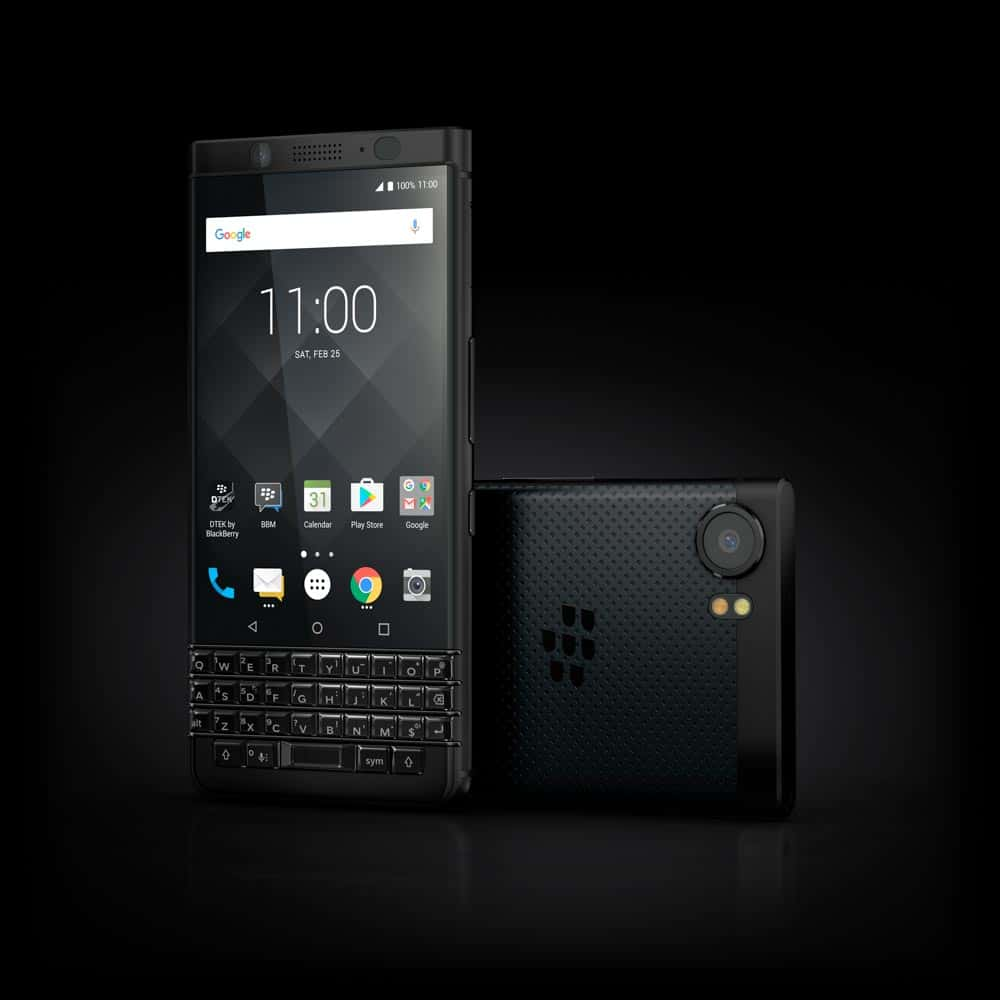 Black Keyone 11 onBlack