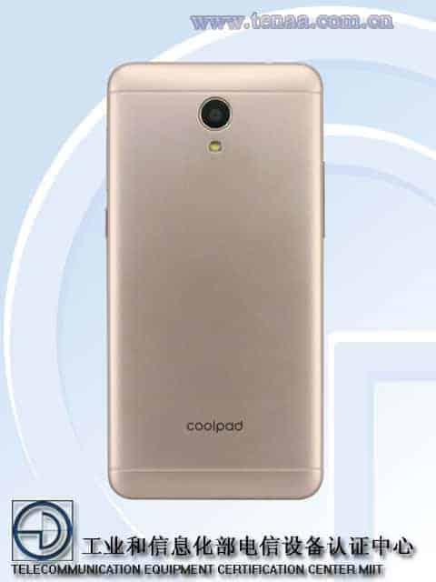 Coolpad THD M0 4