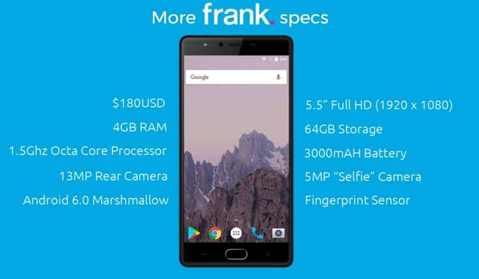 Frank Phone 2