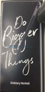 Galaxy Note 8 brochure leak 4