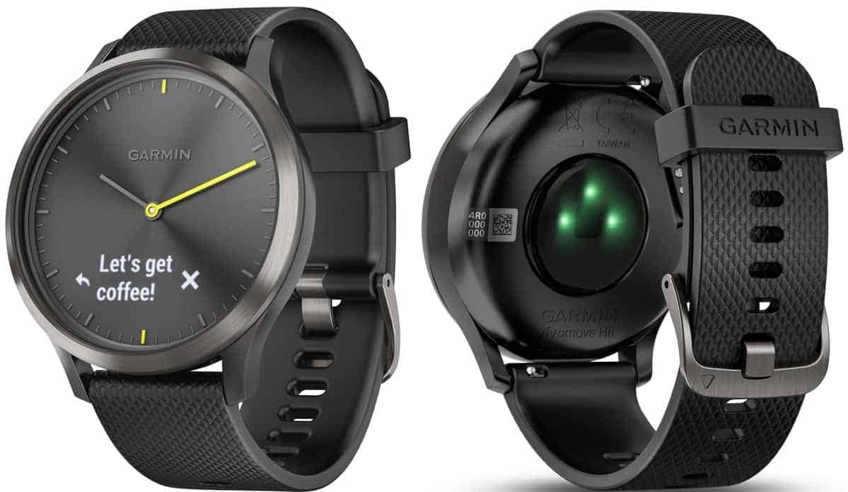 Garmin To Announce The Vivomove Hr Watch At Ifa
