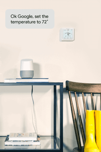 ... The Works With Honeywell Program Along With Other Smart Home Devices  Such As Amazonu0027s Echo Speakers Powered By Alexa And Samsung SmartThings  Devices.