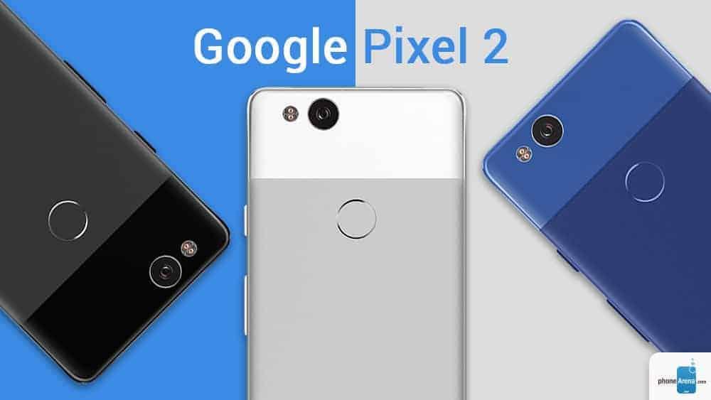 Google Pixel 2 Phone Arena Leak 1