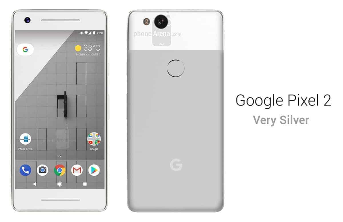 Google Pixel 2 Phone Arena Leak 3