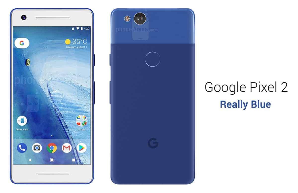 Google Pixel 2 Phone Arena Leak 4