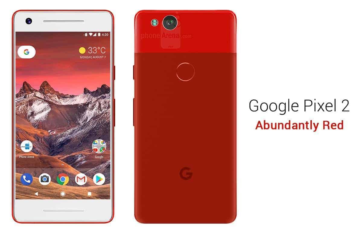 Google Pixel 2 Phone Arena Leak 5