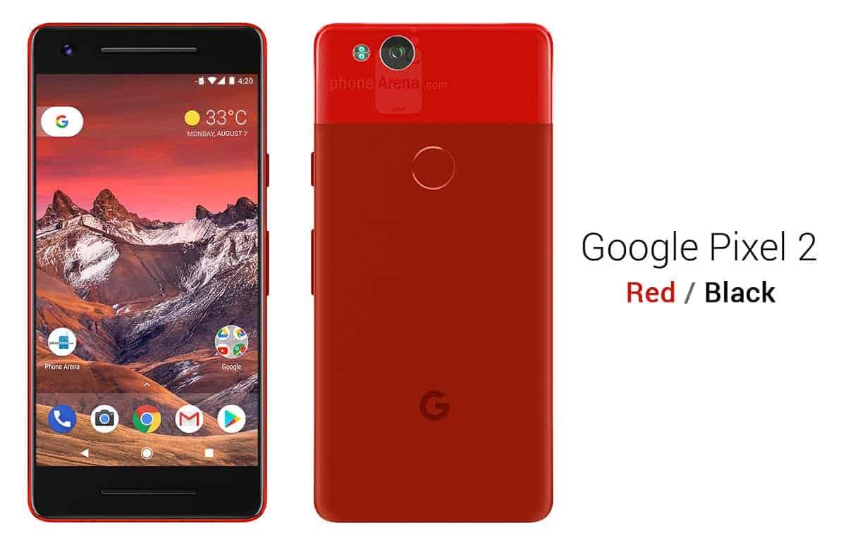 Google Pixel 2 Phone Arena Leak 6