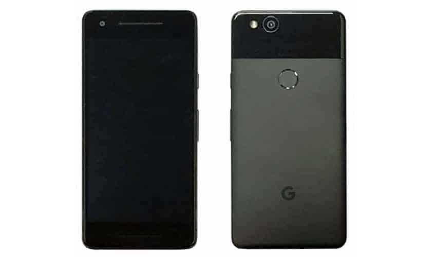 Google Pixel 2 VentureBeat Render