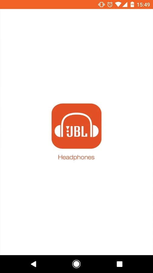 JBL Elite 750 App Screen 01