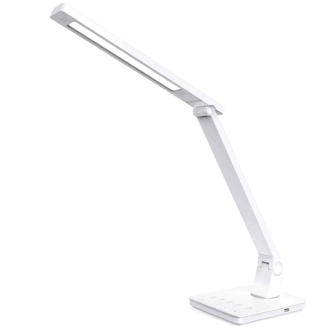 LED Dimmable Desk Lamp by BESTEK 01