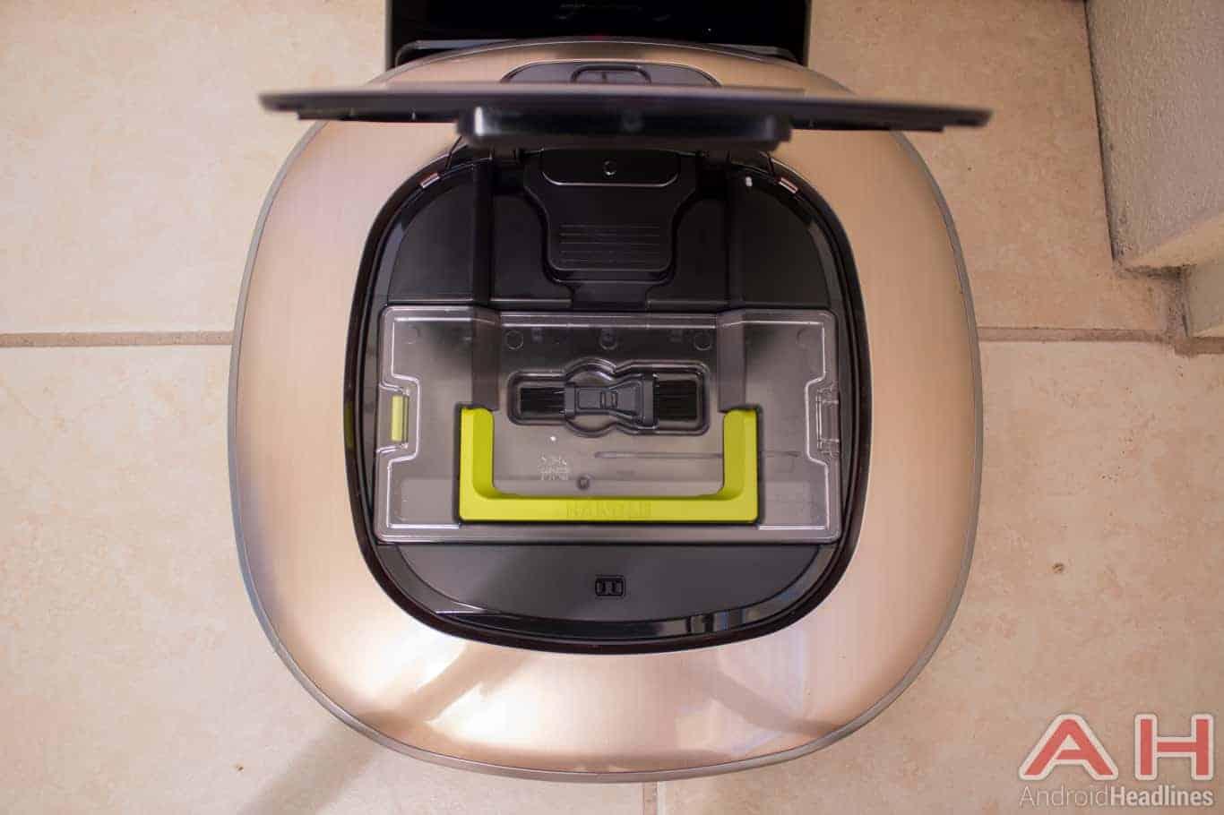 LG HomBot Turbo Plus AH NS 03