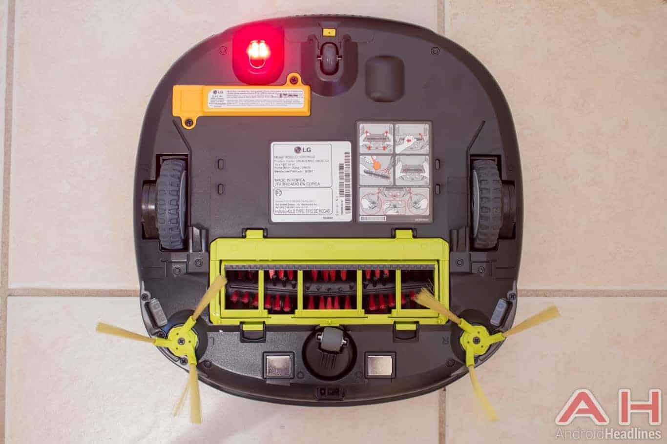 LG HomBot Turbo Plus AH NS 04