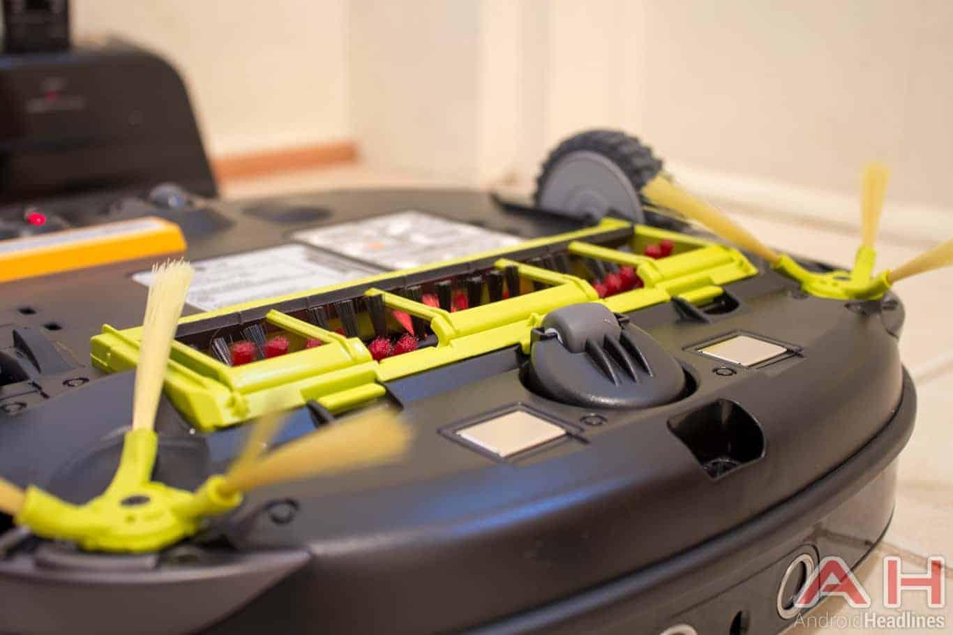 LG HomBot Turbo Plus AH NS 05