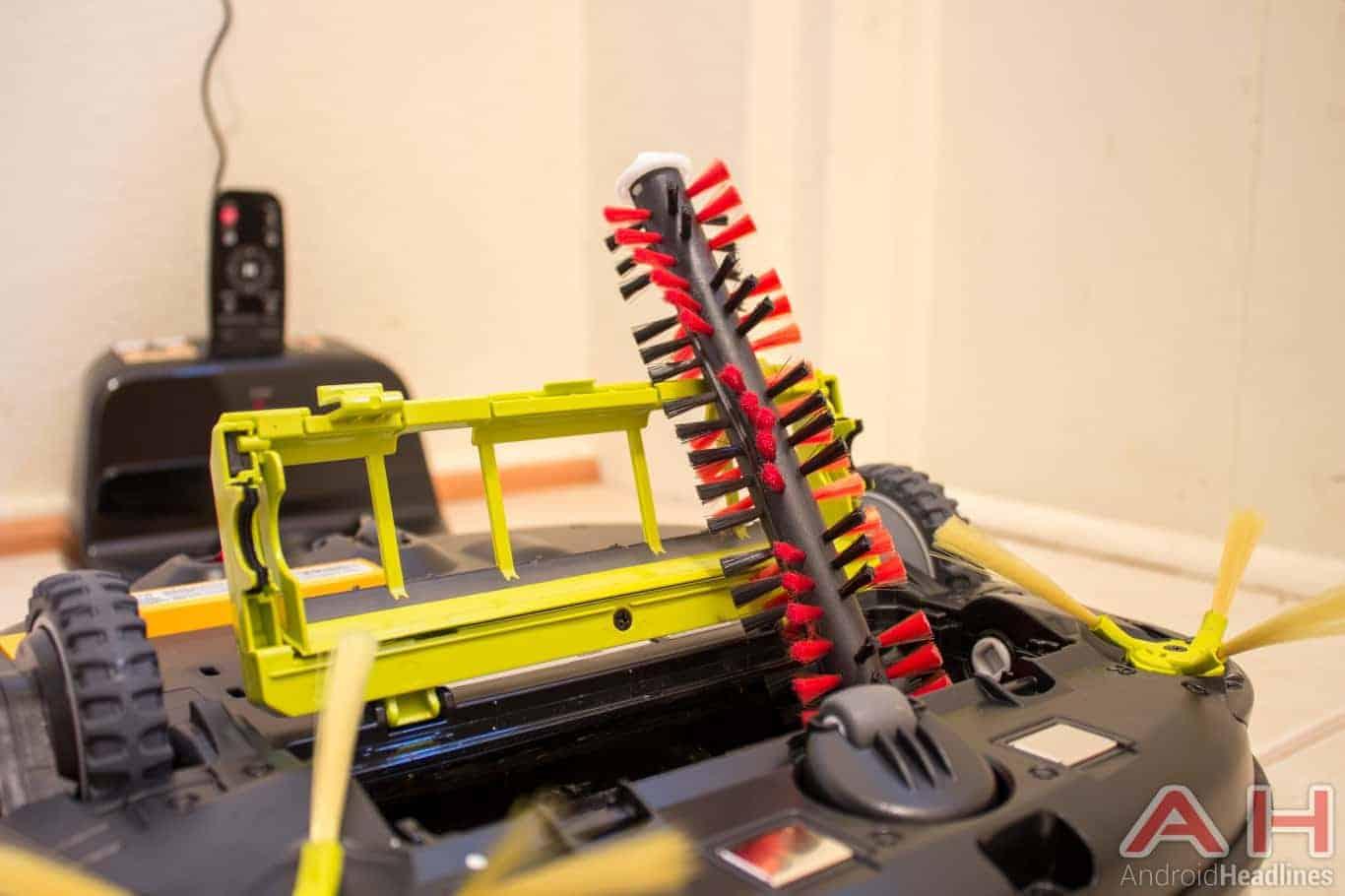LG HomBot Turbo Plus AH NS 06