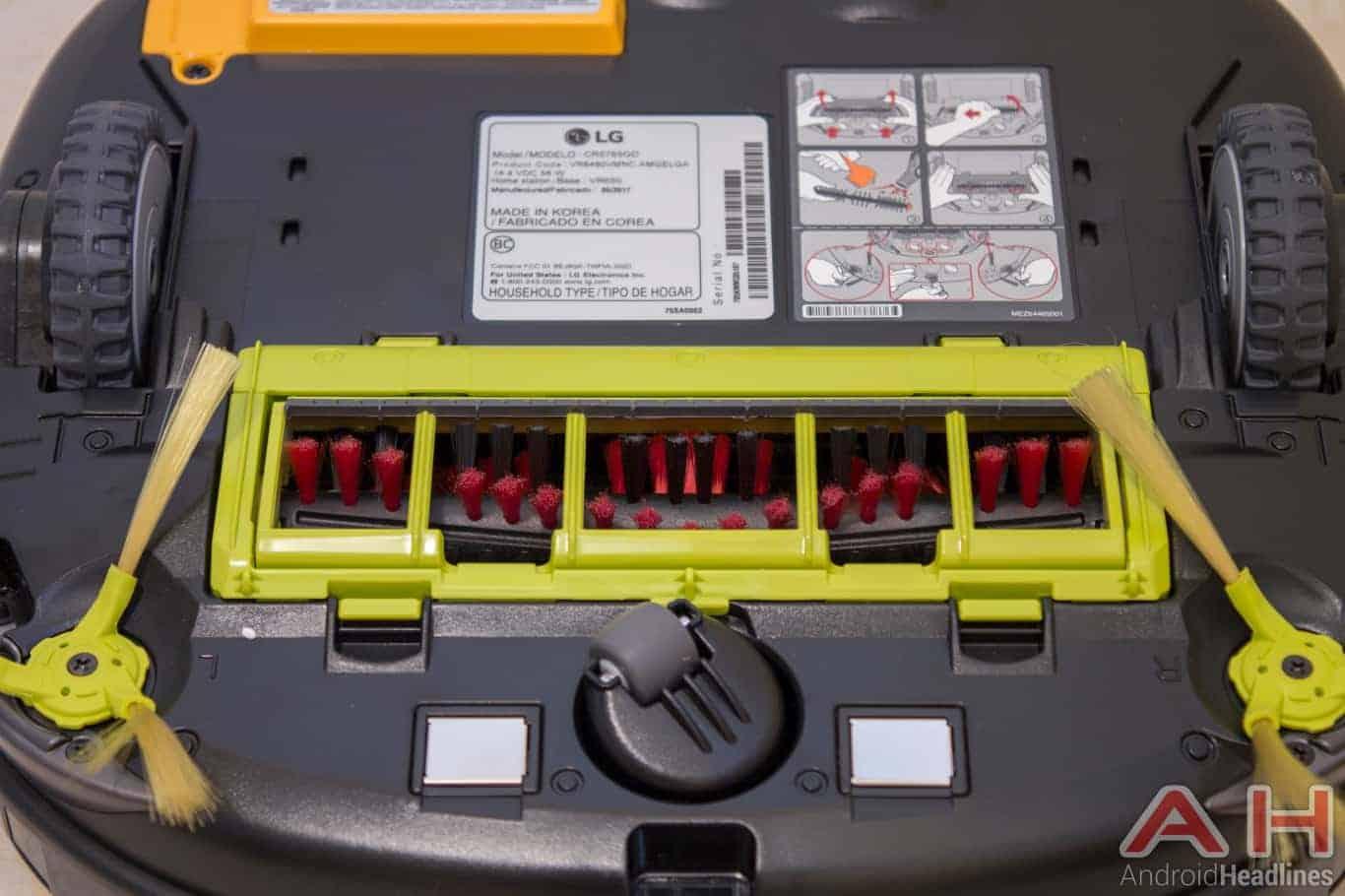 LG HomBot Turbo Plus AH NS 07