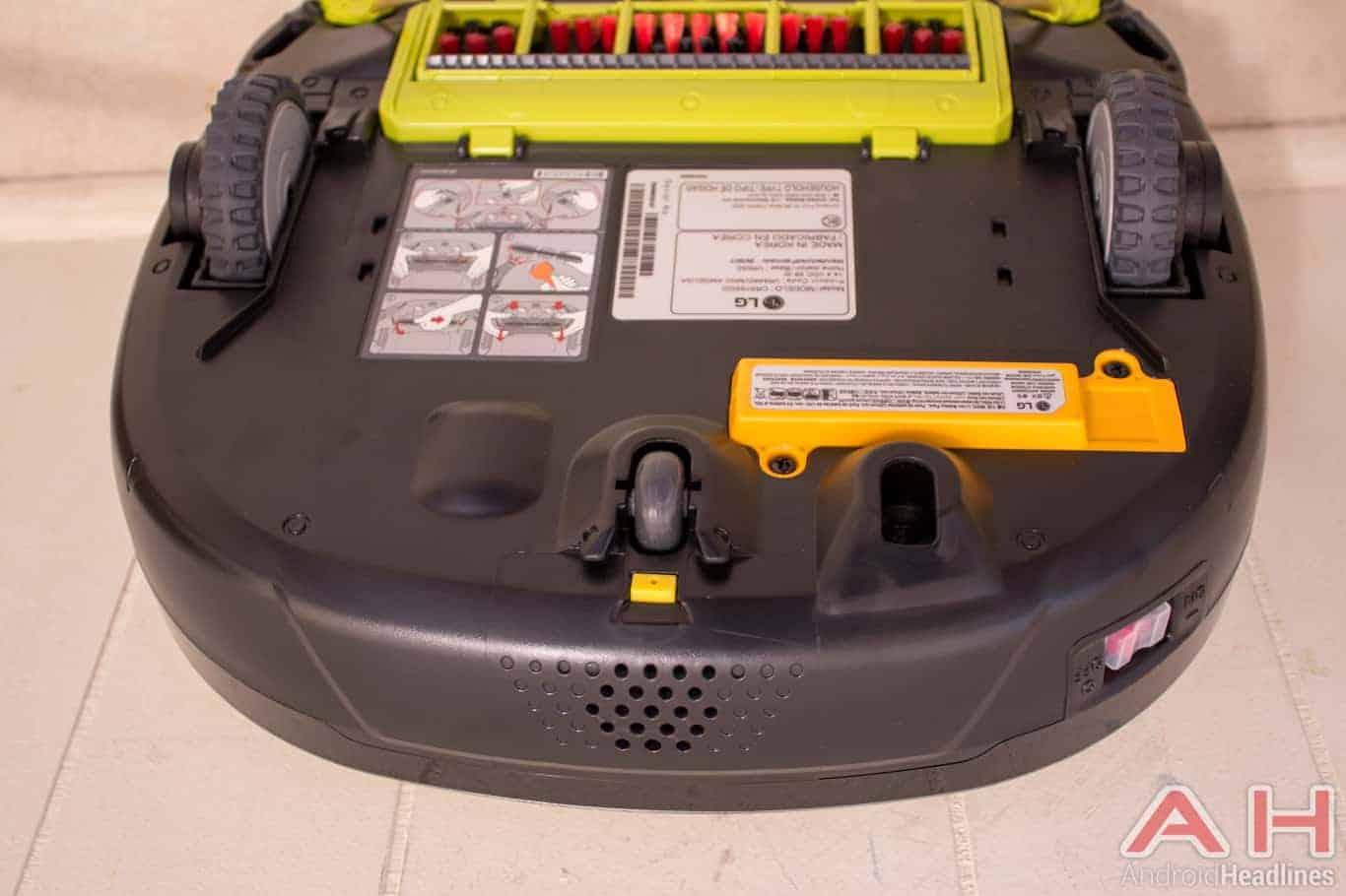 LG HomBot Turbo Plus AH NS 08