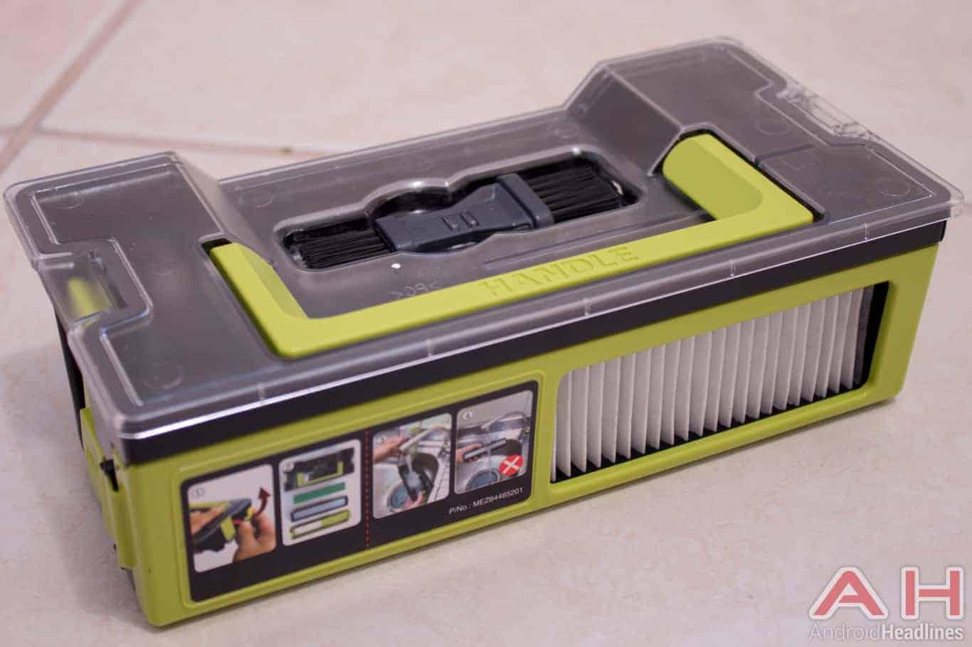 LG HomBot Turbo Plus AH NS 11