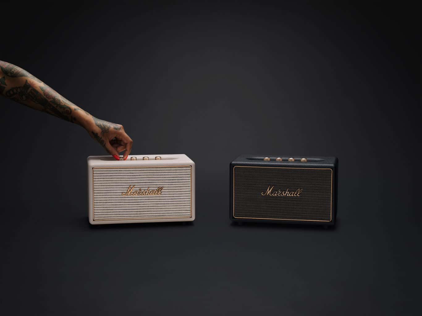 Marshall Acton Wireless Speaker 2