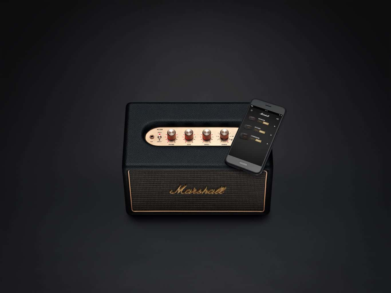 Marshall Acton Wireless Speaker 3