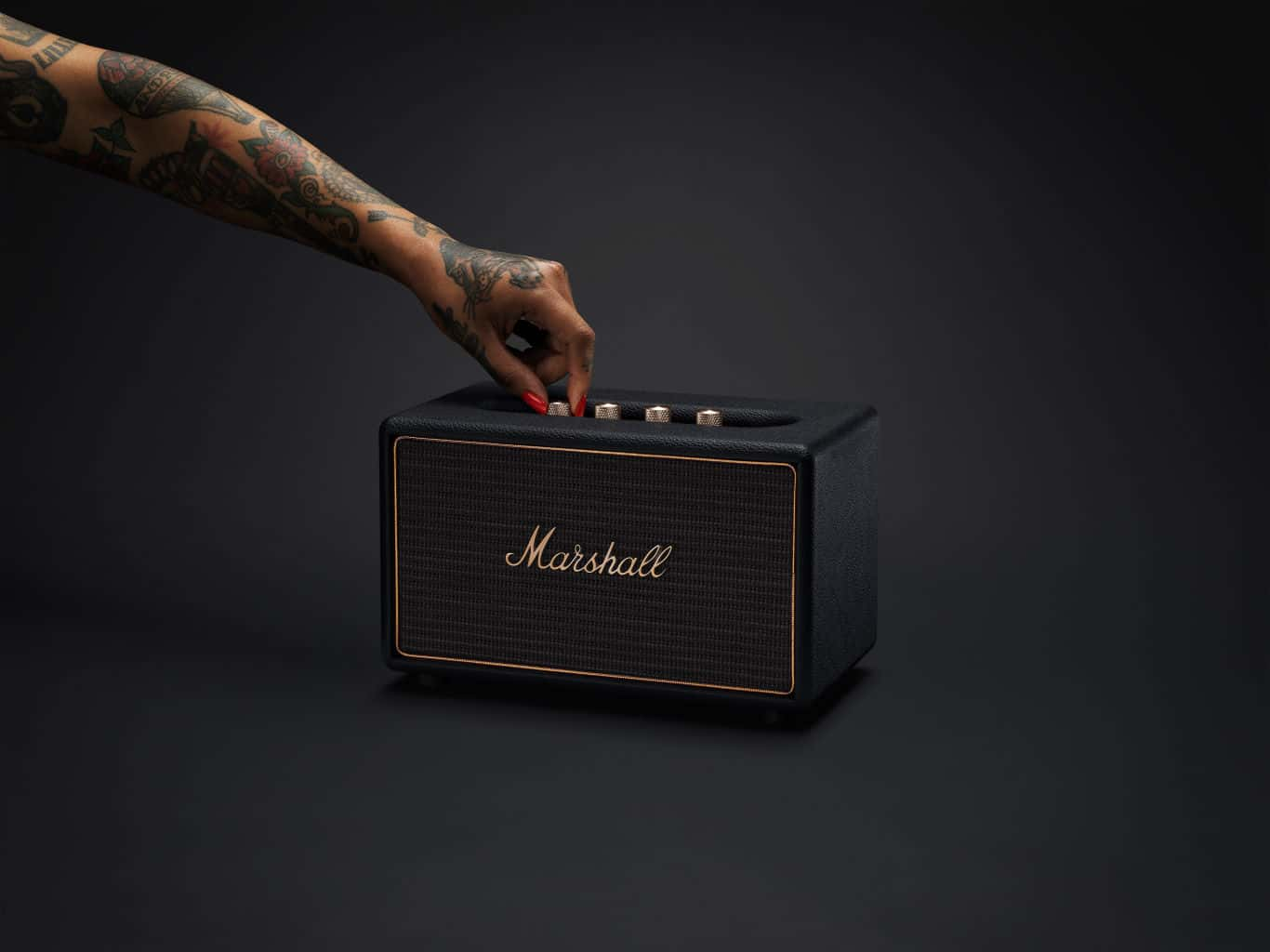 Marshall Acton Wireless Speaker 6