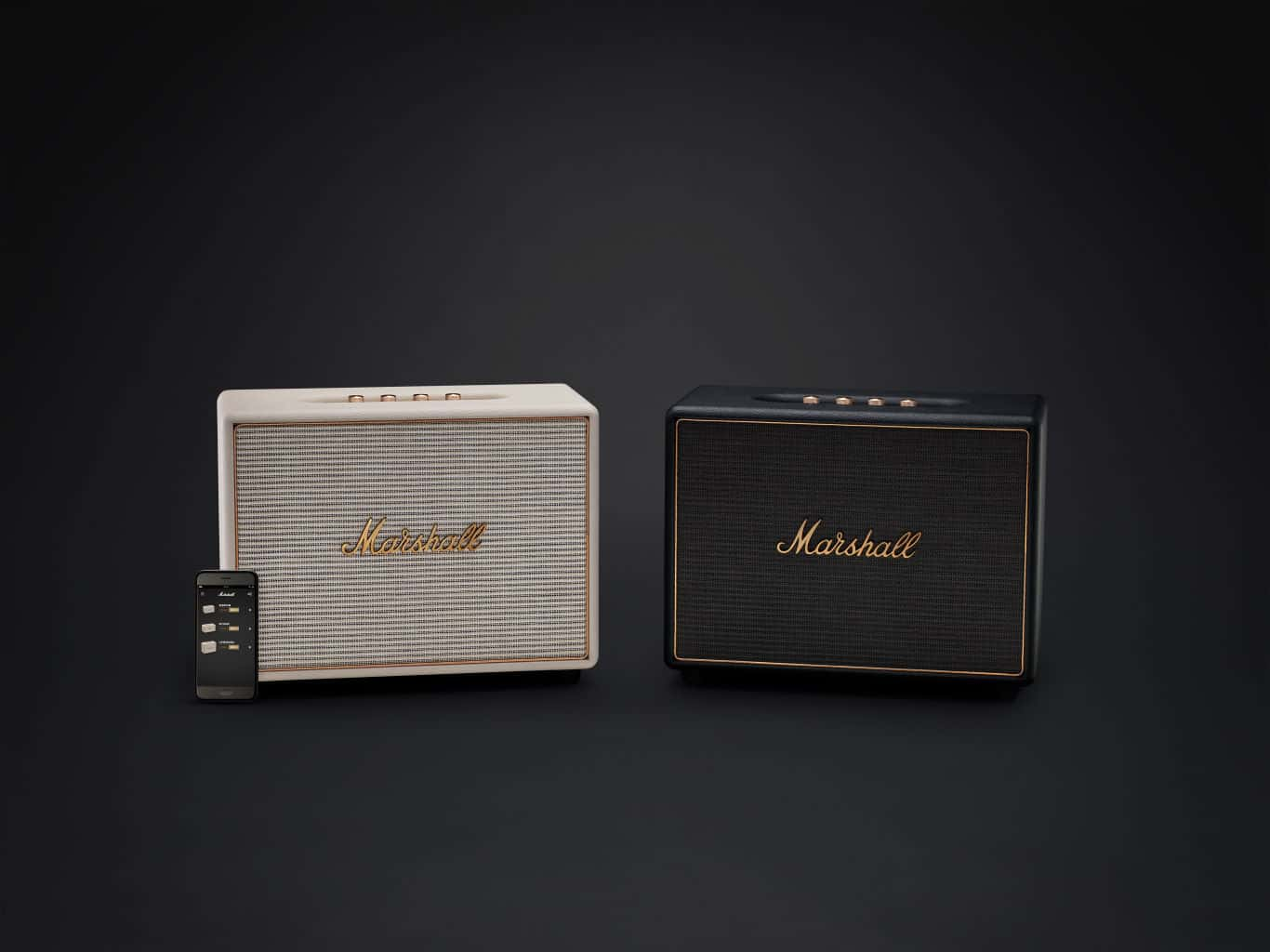 Marshall Woburn Wireless Speaker 2