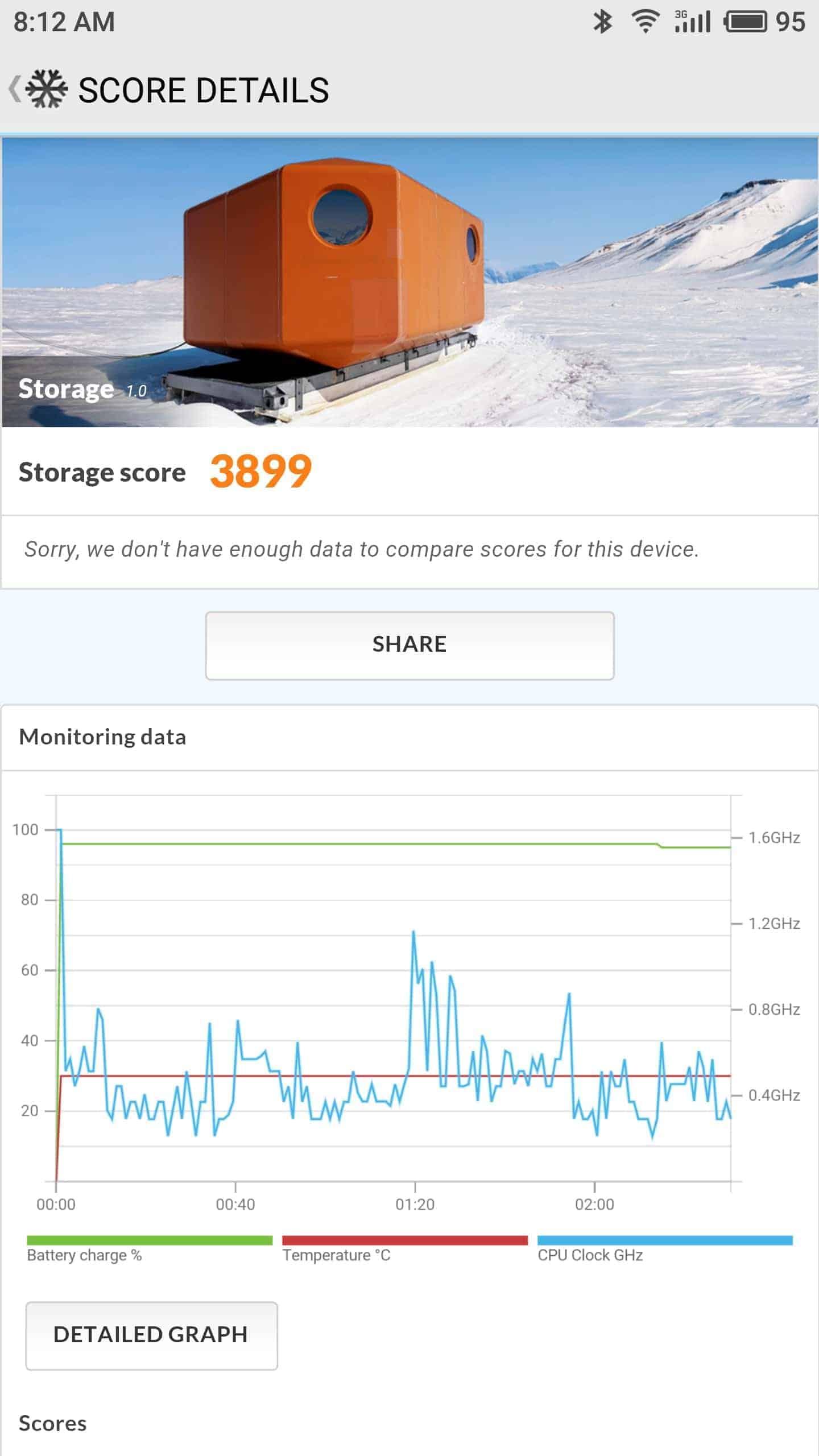 Meizu Pro 7 Plus AH NS screenshots benchmarks 5