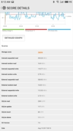 Meizu Pro 7 Plus AH NS screenshots benchmarks 6