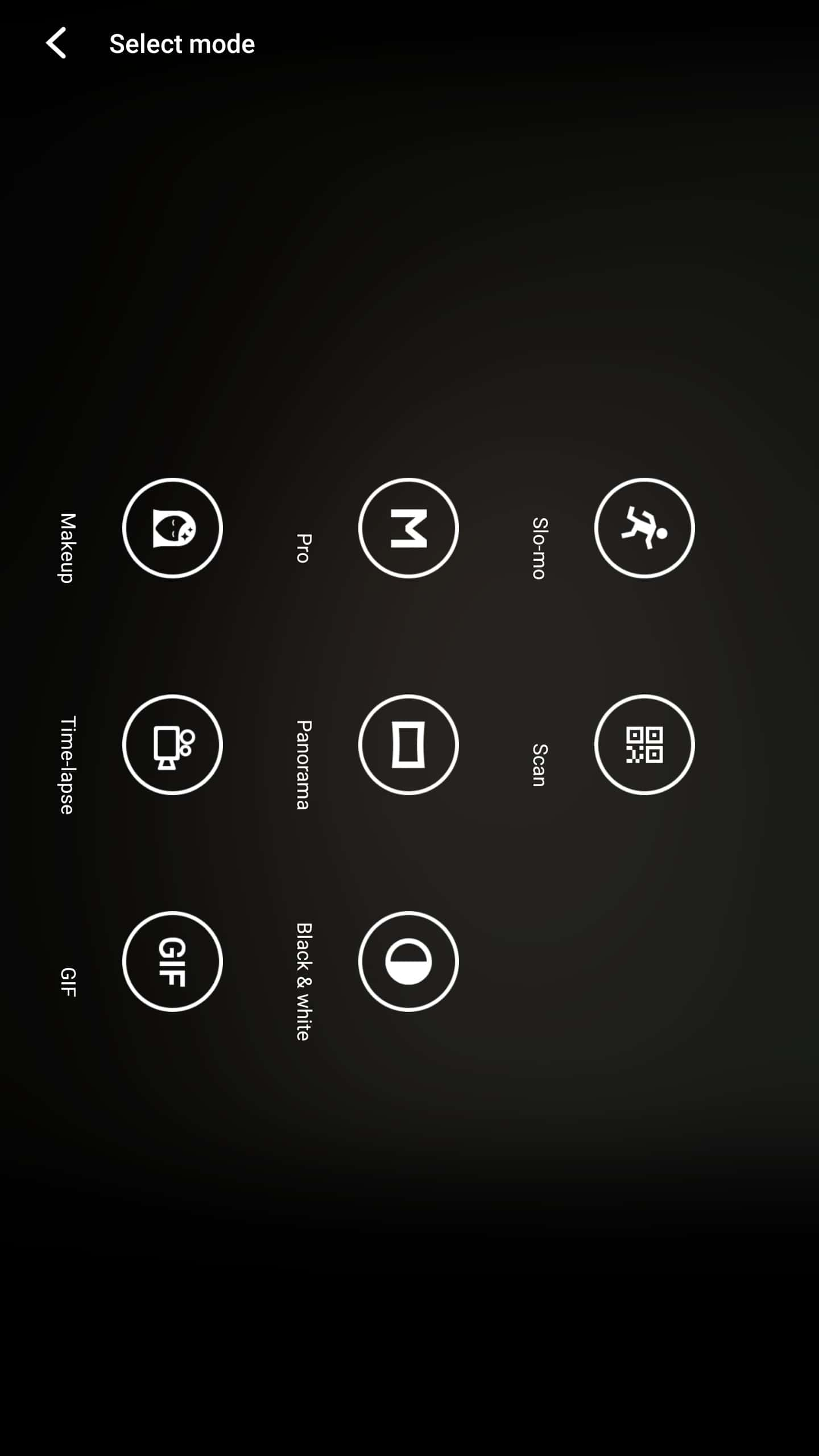 Meizu Pro 7 Plus AH NS screenshots camera 2