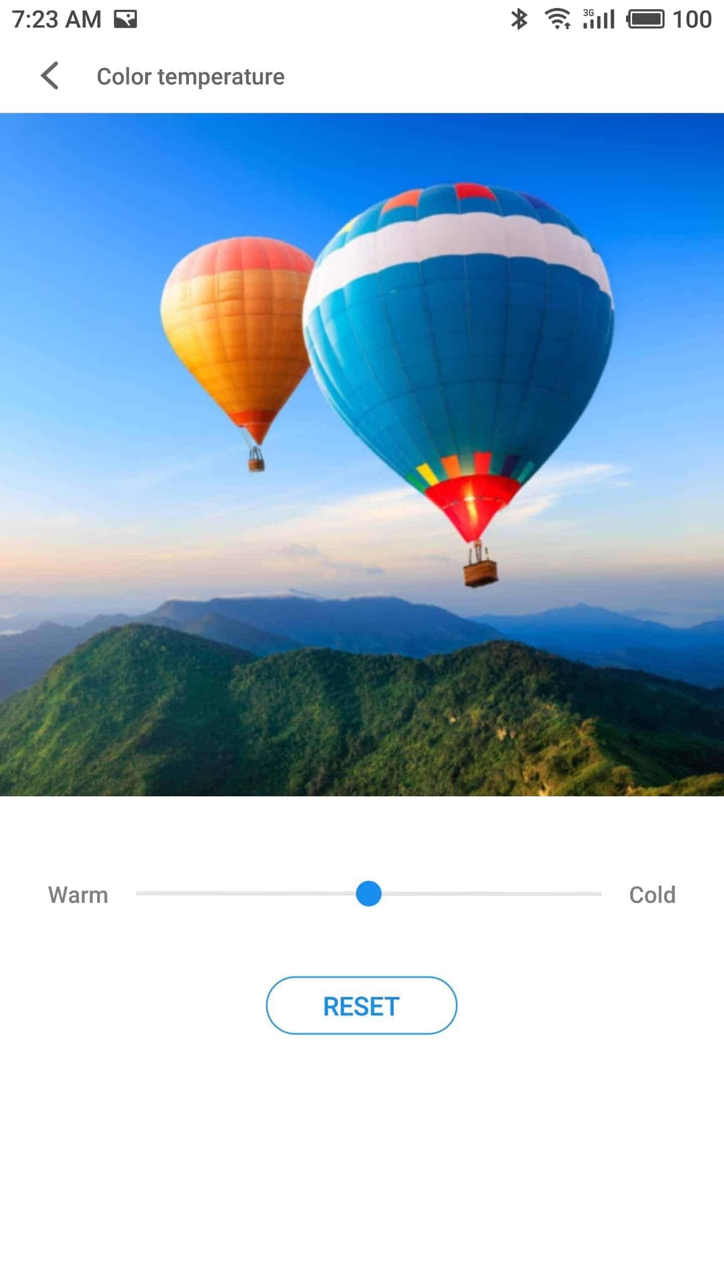 Meizu Pro 7 Plus AH NS screenshots display 1