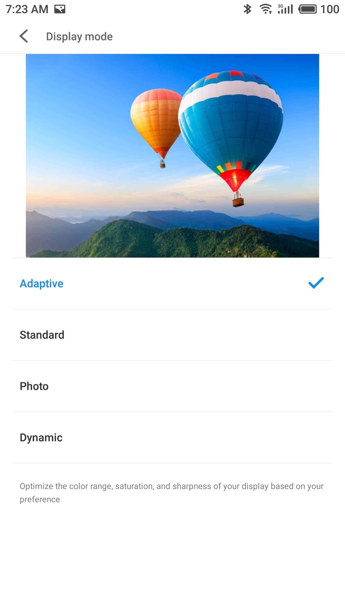 Meizu Pro 7 Plus AH NS screenshots display 2