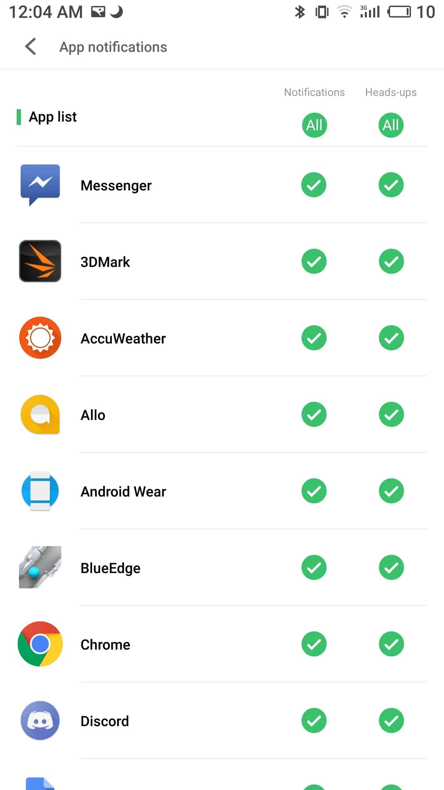 Meizu Pro 7 Plus AH NS screenshots notifications 1