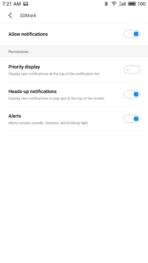 Meizu Pro 7 Plus AH NS screenshots notifications 3
