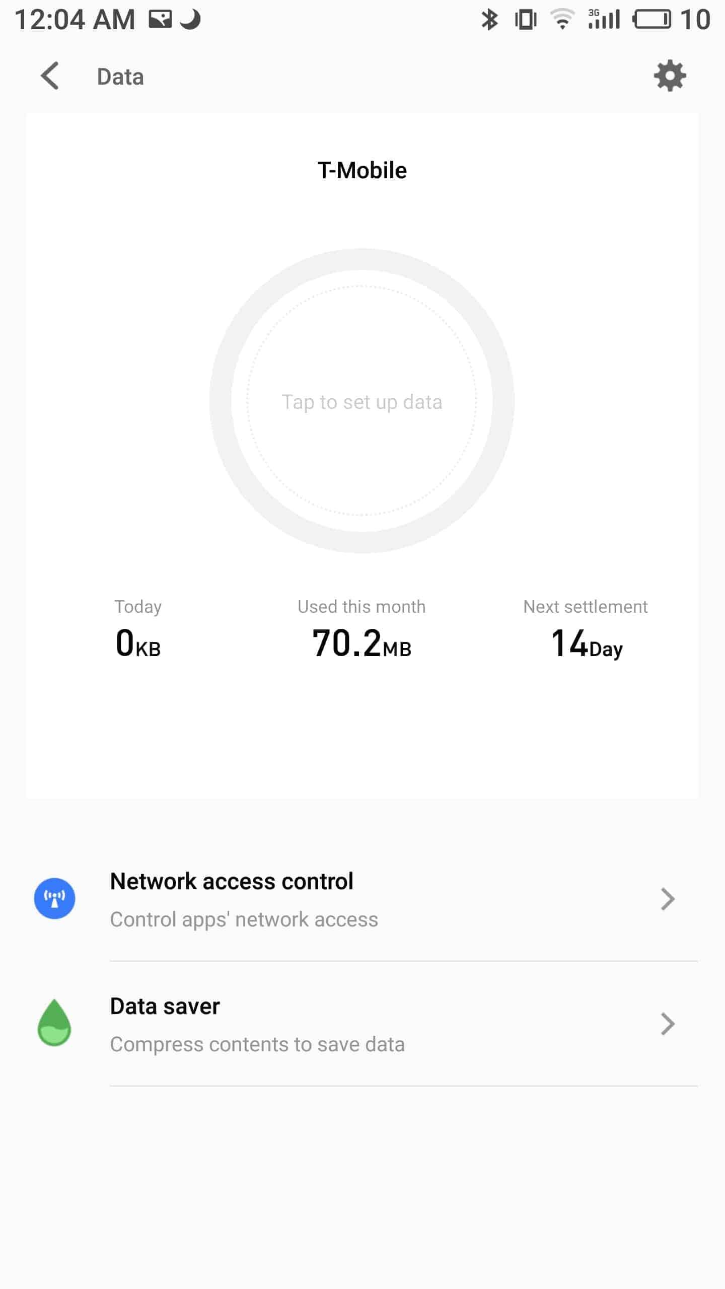 Meizu Pro 7 Plus AH NS screenshots security 3