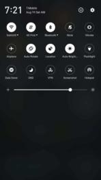 Meizu Pro 7 Plus AH NS screenshots ui 1
