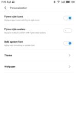 Meizu Pro 7 Plus AH NS screenshots ui 2