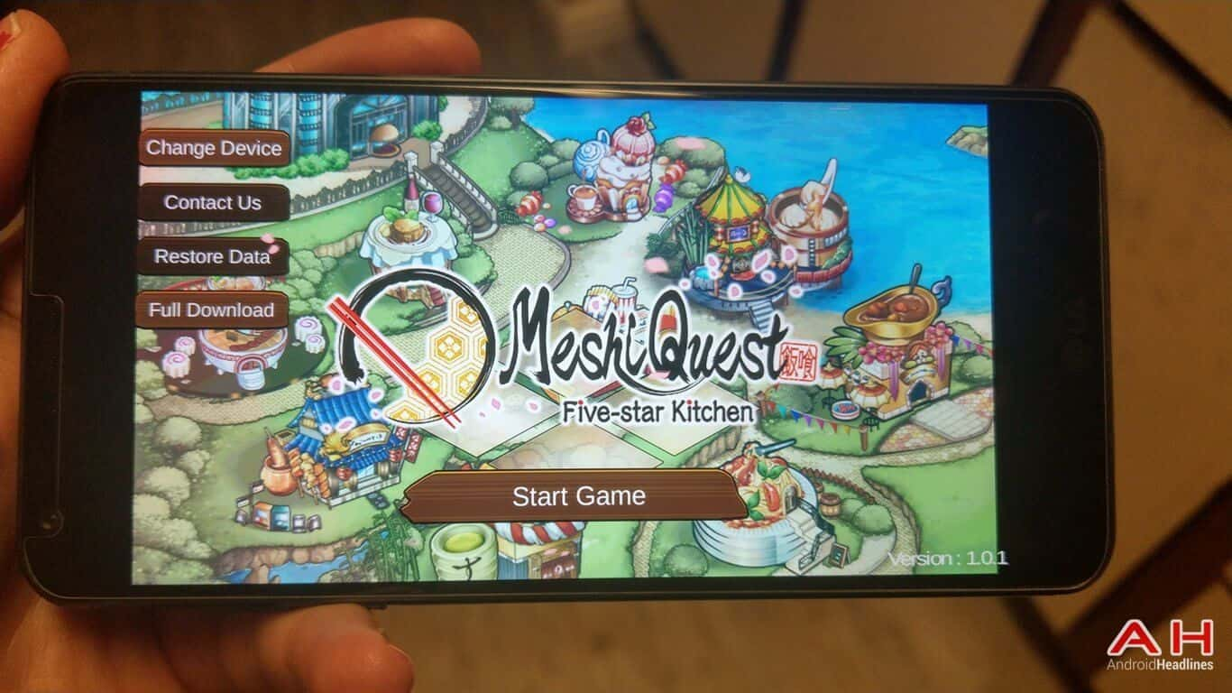 SQUARE ENIXs Cooking Game Meshi Quest Hits The Play Store - Cleaning invoice template free square enix online store