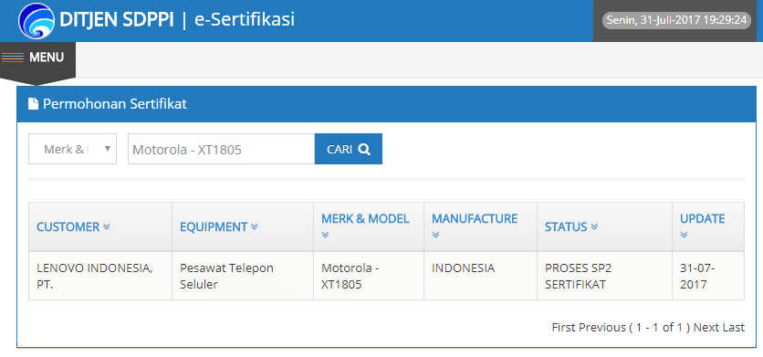 Moto X4 Gets Certified In Indonesia, Launching In Asia Soon?