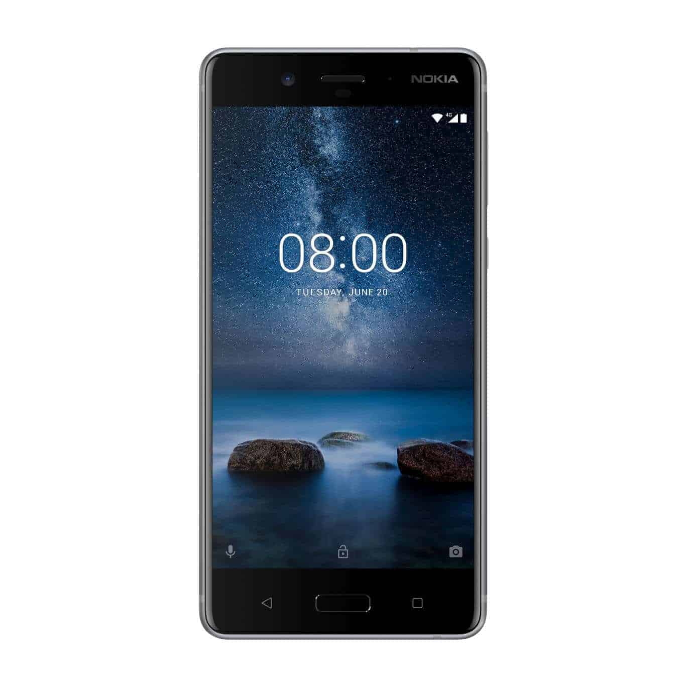 Nokia 8 Steel 2