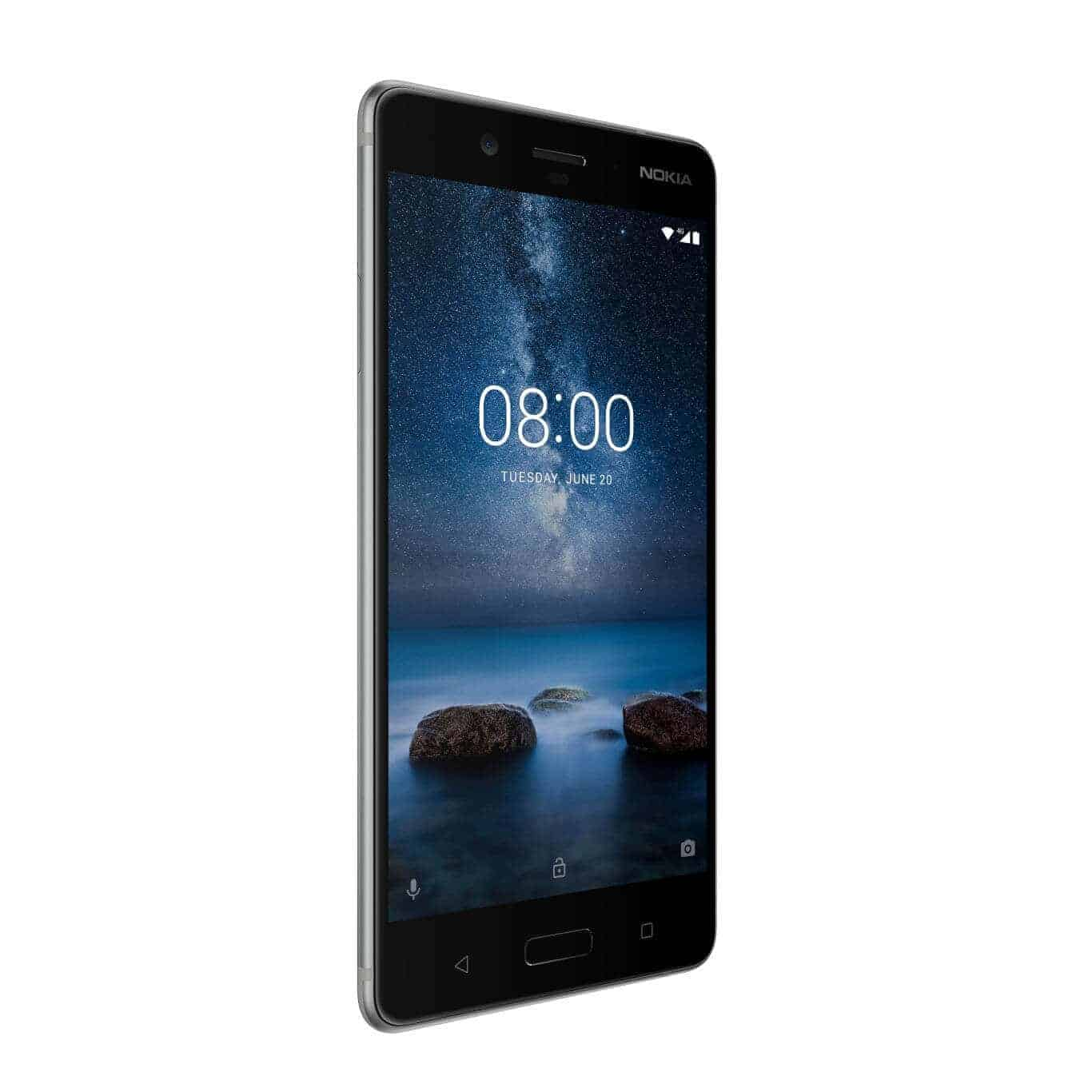 Nokia 8 Steel 4