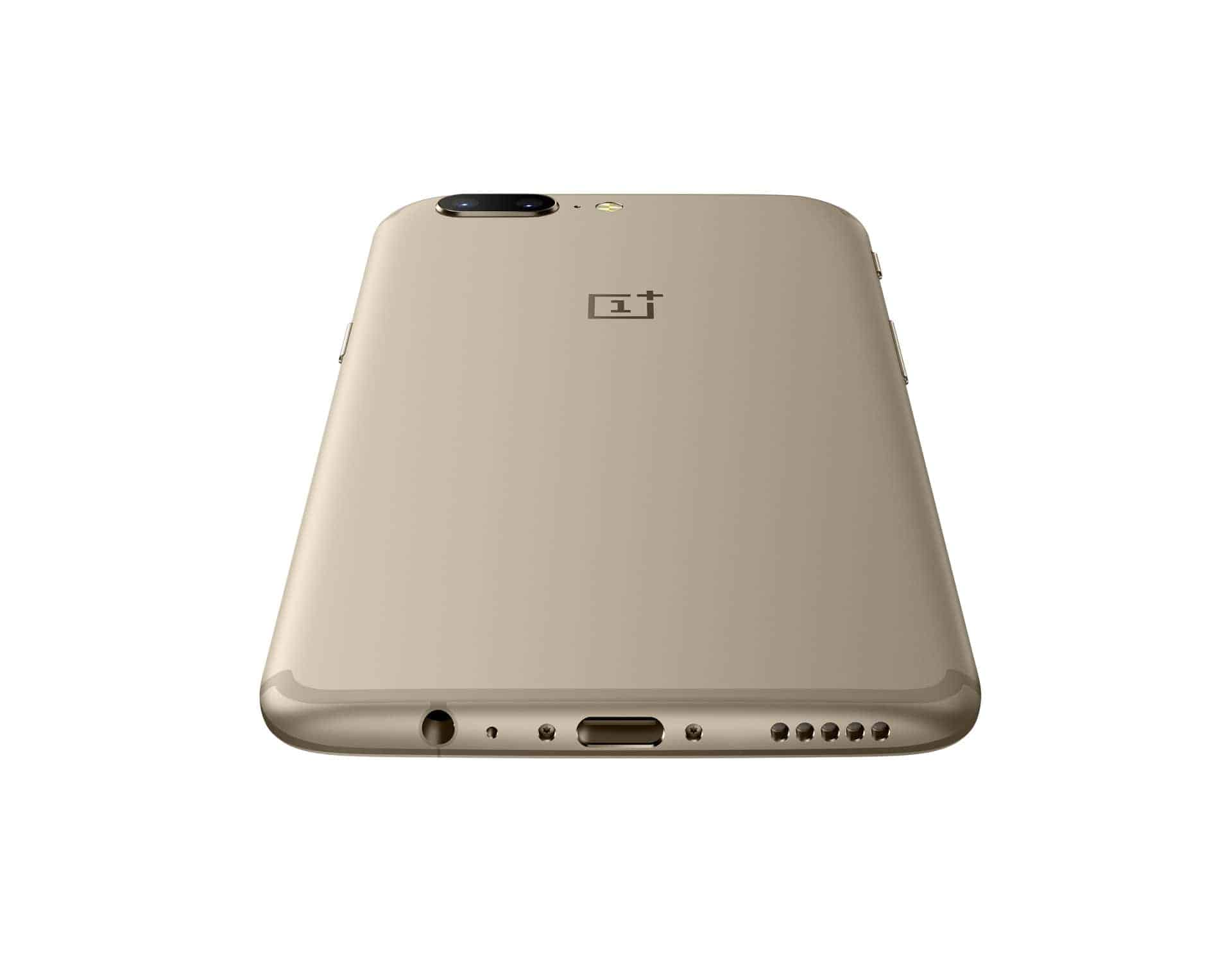 OnePlus 5 Soft Gold 10