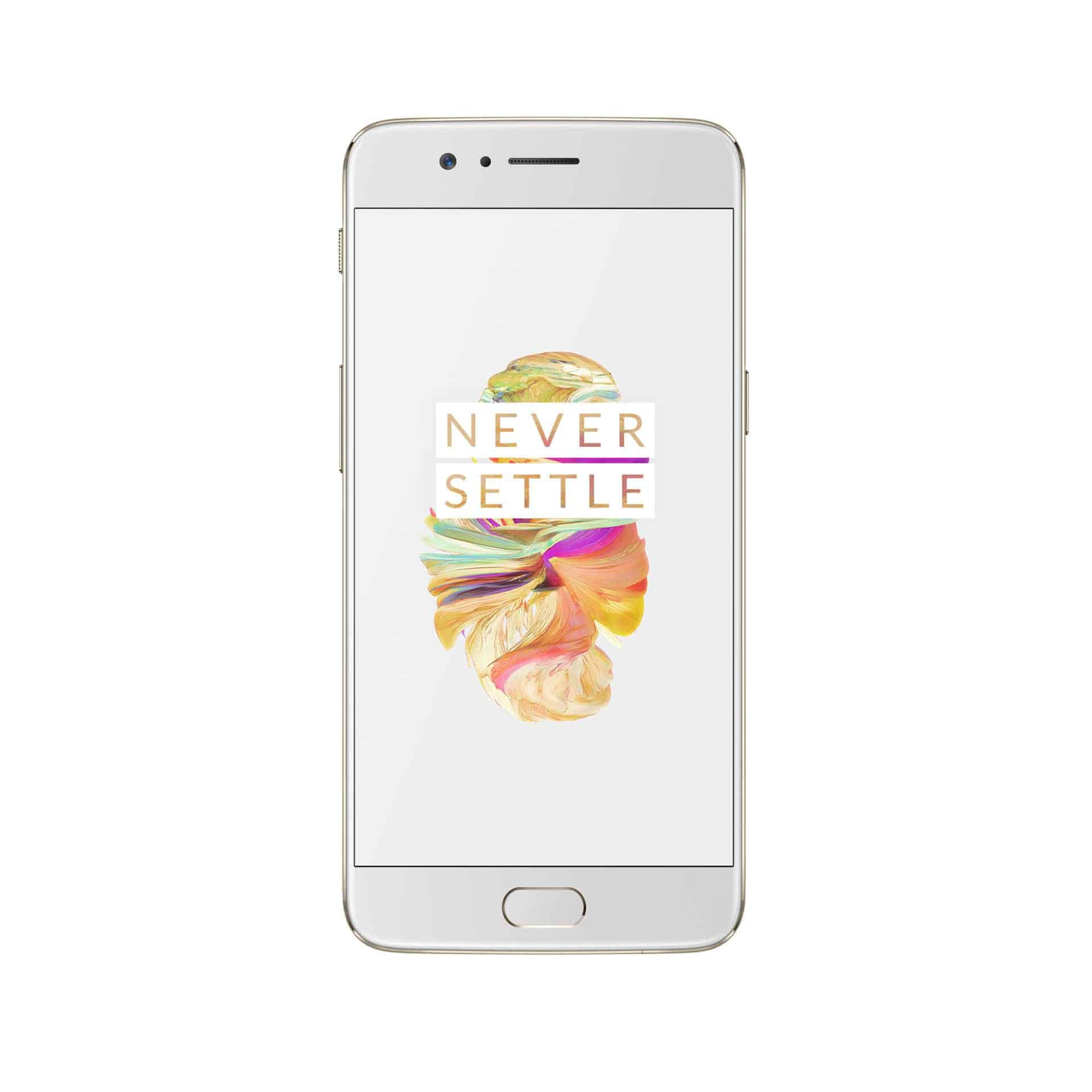 OnePlus 5 Soft Gold 11