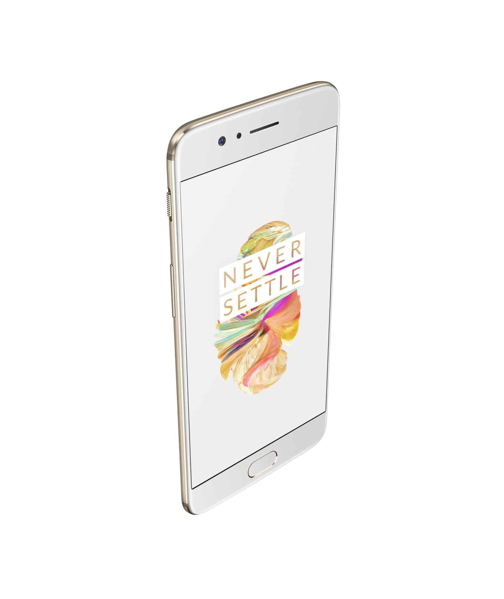 OnePlus 5 Soft Gold 2