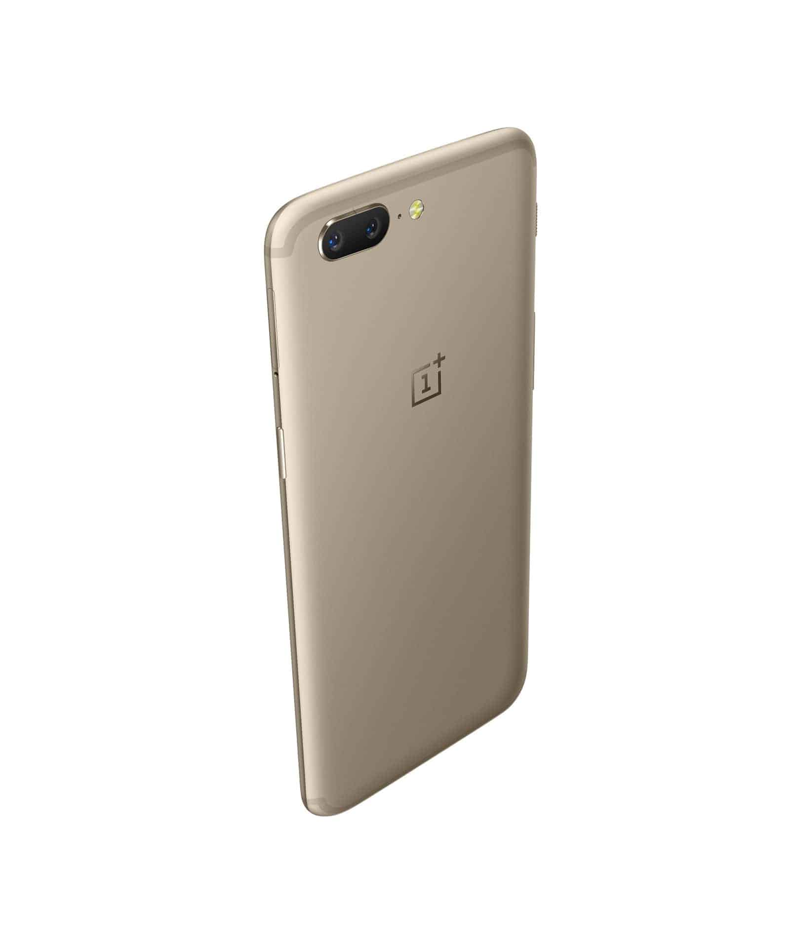 OnePlus 5 Soft Gold 3