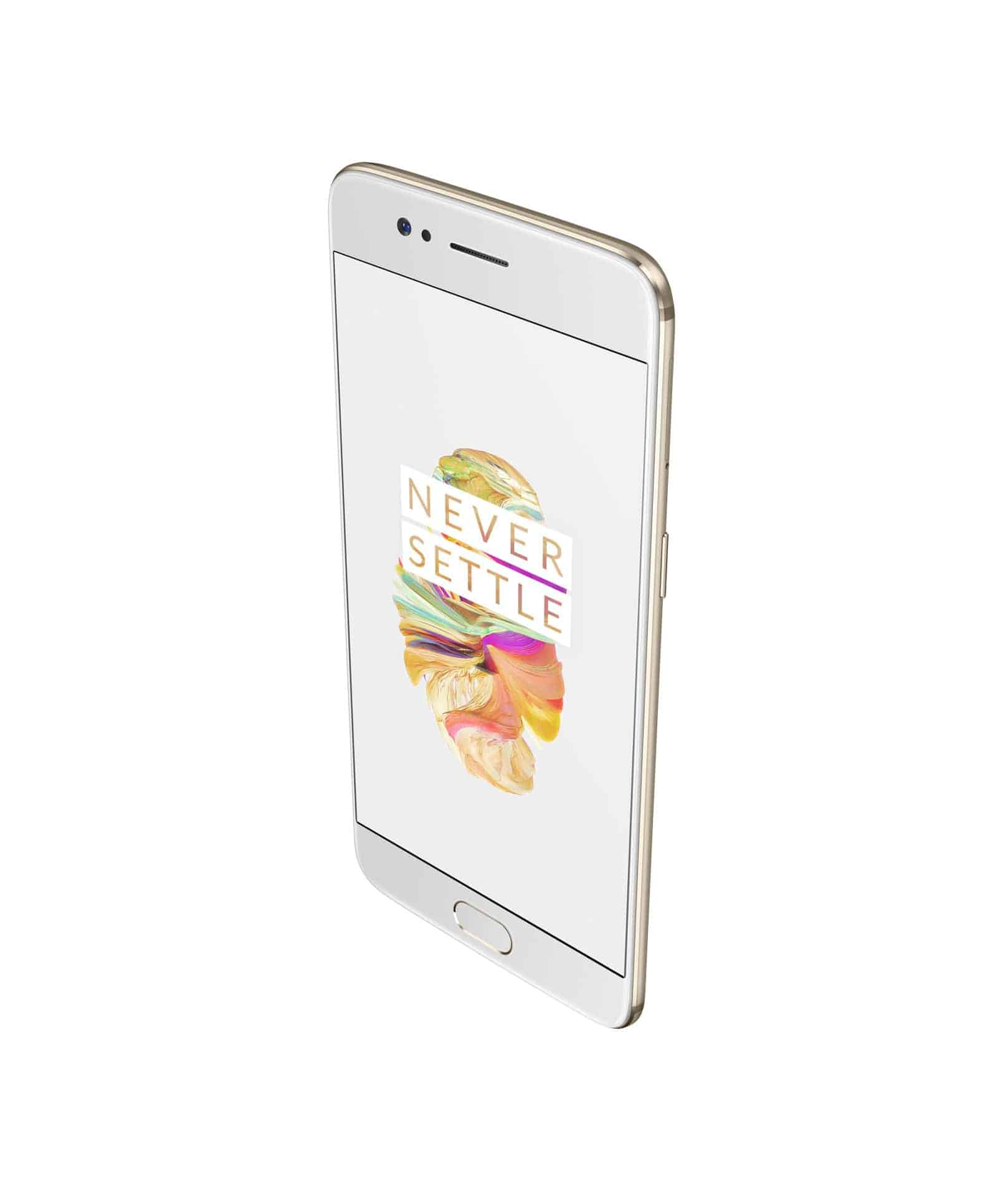 OnePlus 5 Soft Gold 4