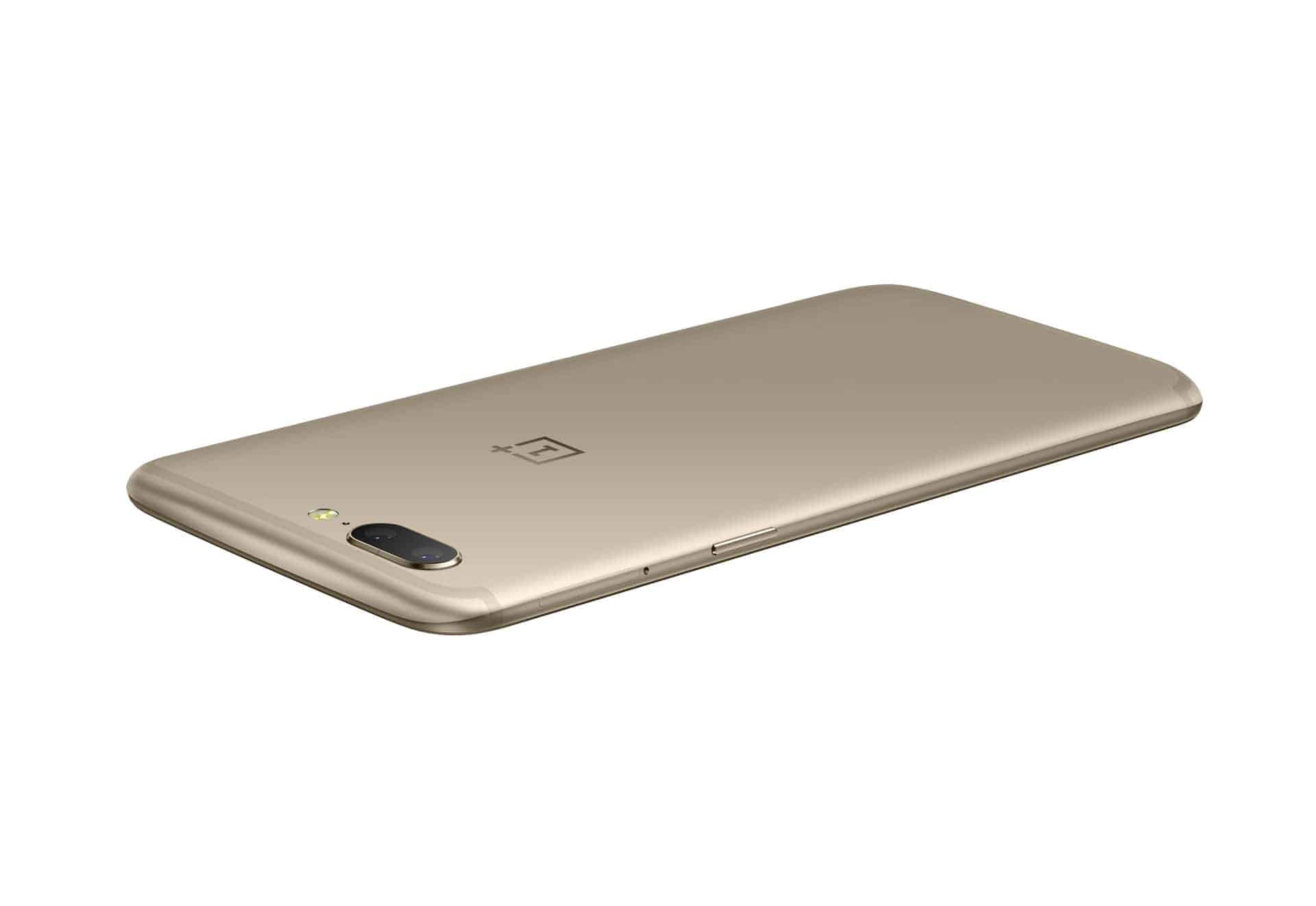 OnePlus 5 Soft Gold 7