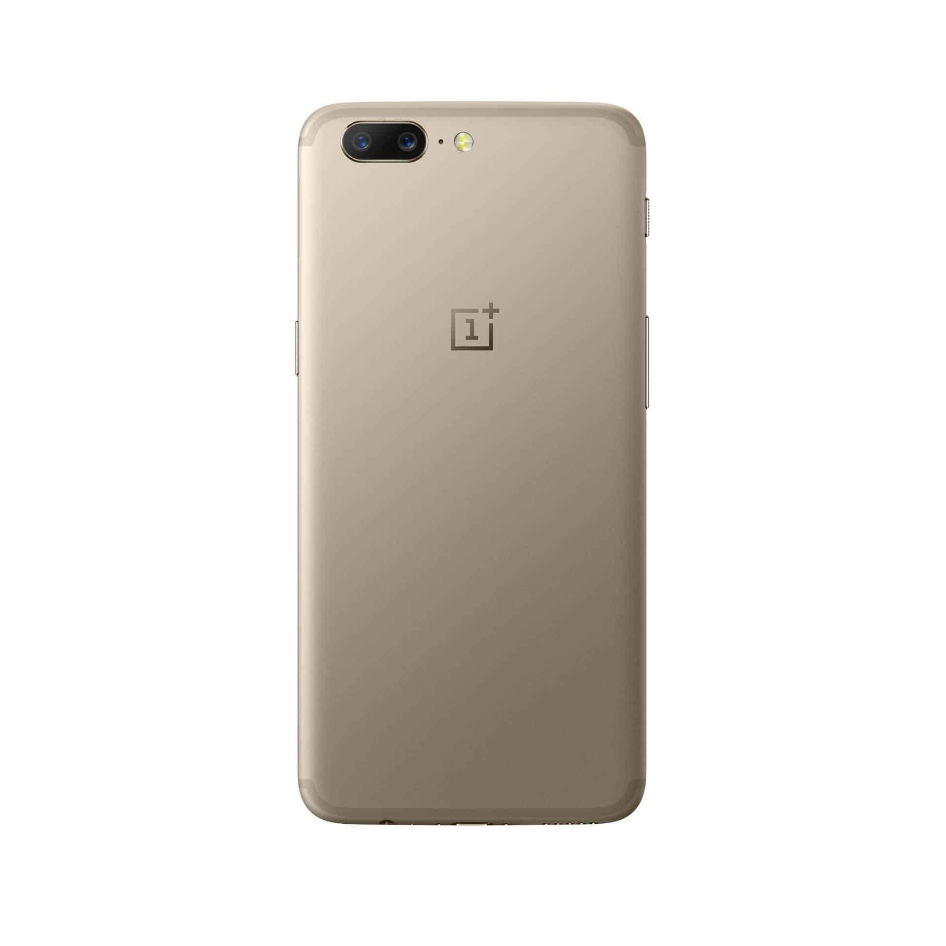 OnePlus 5 Soft Gold 9