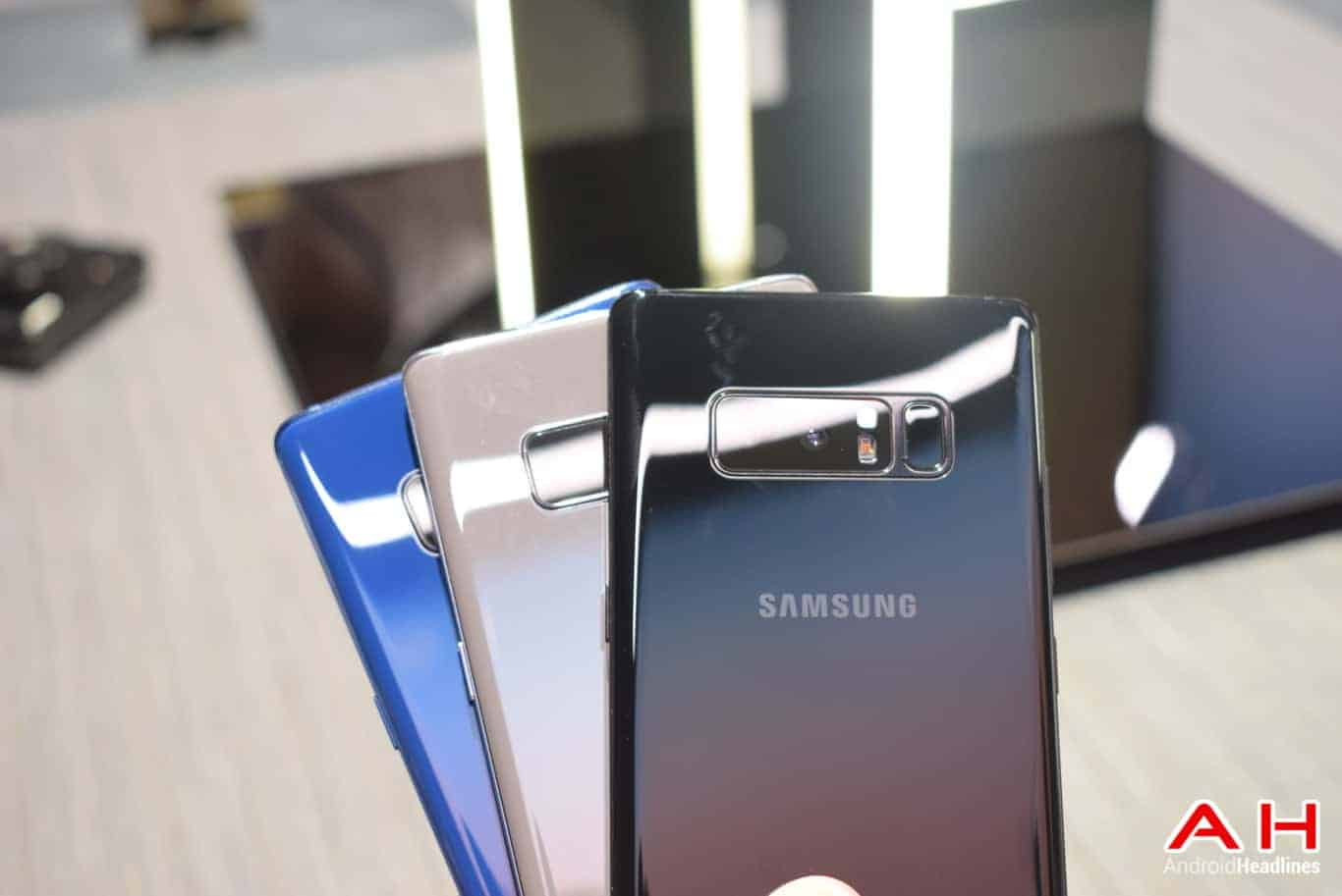 Samsung Galaxy Note 8 AH 25