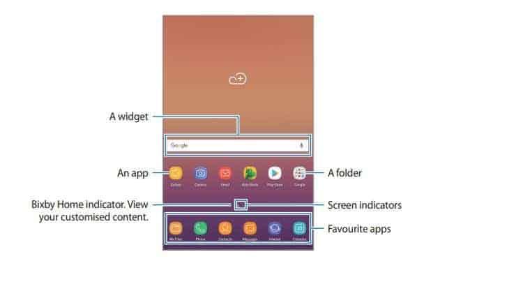 Samsung Galaxy Tab A 8.0 2017 Manual 1