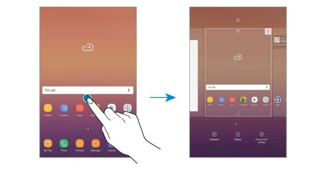 Samsung Galaxy Tab A 8.0 2017 Manual 4