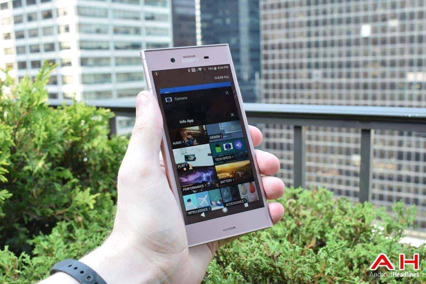 Sony Xperia XZ1 AM AH 6